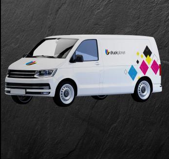 Fahrzeugbeschriftung - KFZ Beschriftung - Fahrzeugfolierung - KFZ Folierung